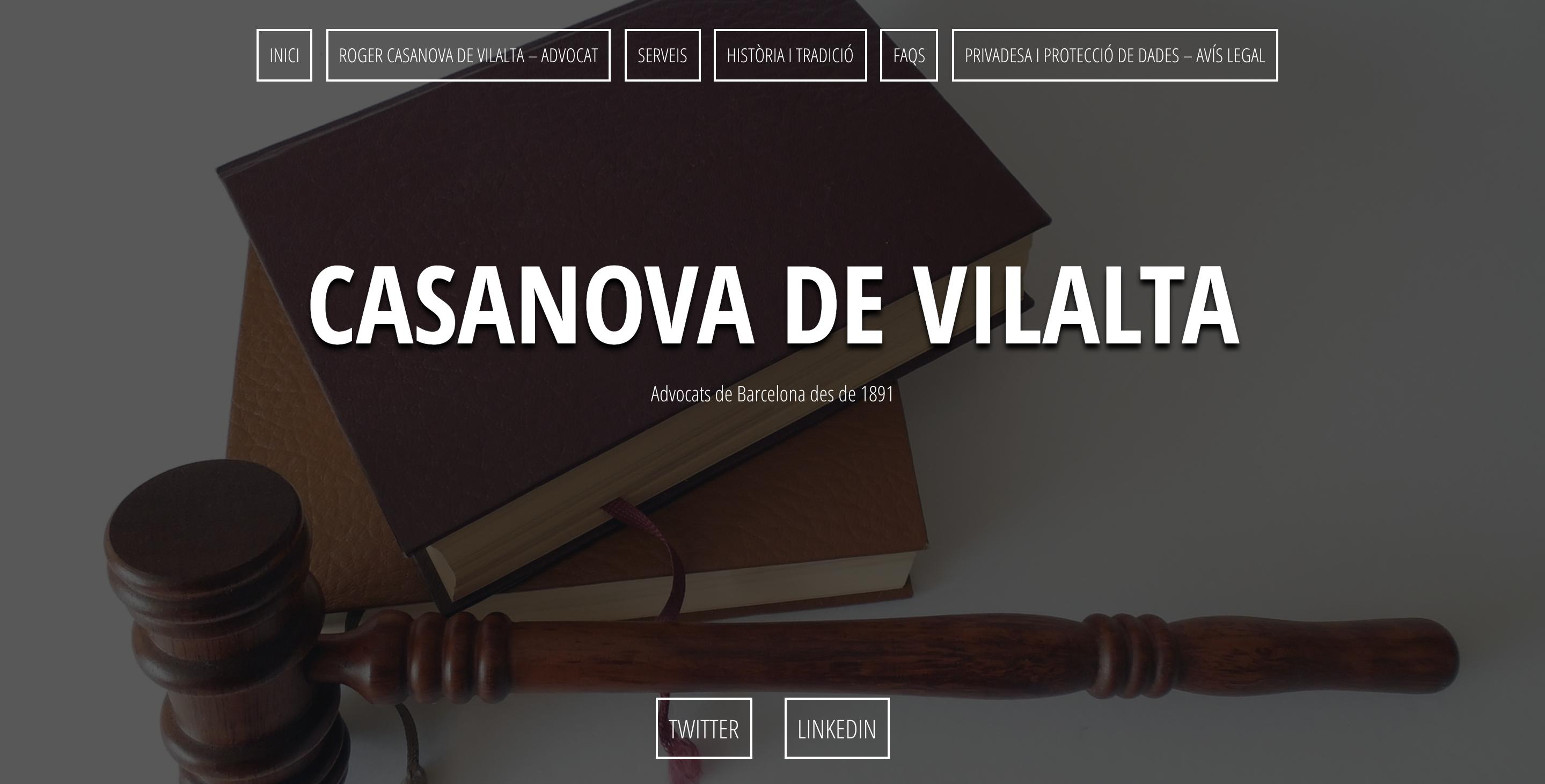 Casanova de Vilalta Advocats